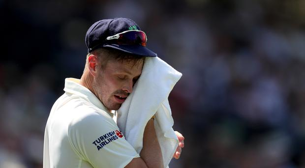 Rising heat is increasingly having an impact on cricket (Bradley Collyer/PA)