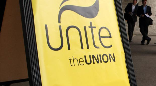 Members of Unite based in Lincolnshire will give an update on the dispute when they visit the TUC Congress in Brighton (Steve Parsons/PA)