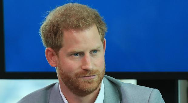 The Duke of Sussex (PA)