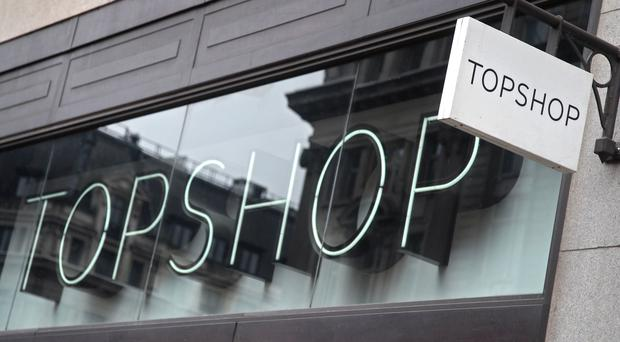 The Topshop and Topman losses are the latest sign of trading woes for Sir Philip Green's Arcadia retail empire (Yui Mok/PA)