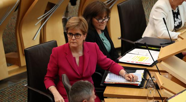 Nicola Sturgeon branded the attack on the independence of the judges' as being 'deeply dangerous' (Andrew Milligan/PA)