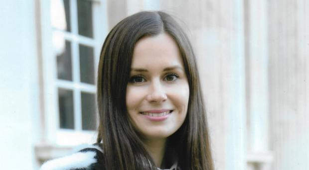 Dr Kylie Moore-Gilbert has been detained in Iran (Family handout/PA)