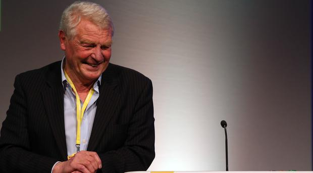 Former Lib Dem leader Lord Paddy Ashdown passed away in December (Andrew Milligan/PA)
