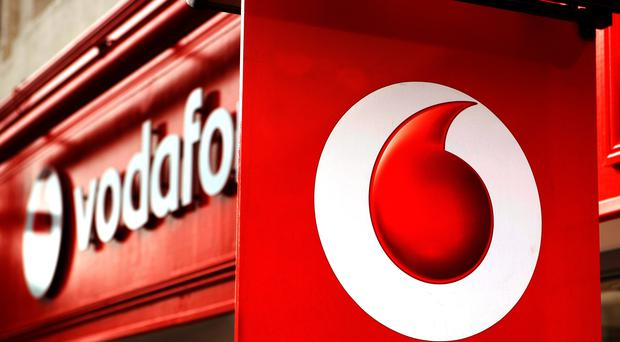 Vodafone said it plans to open at least 24 stores by the end of the year (PA)