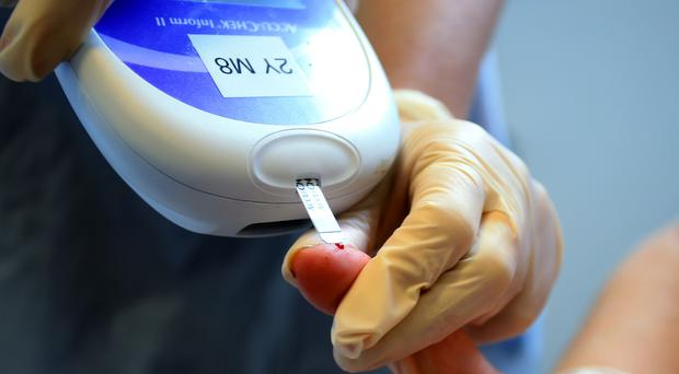 Poor blood sugar control is costing the NHS billions each year, research suggests (PA)