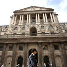 The Bank of England has held interest rates at 0.75% (PA)