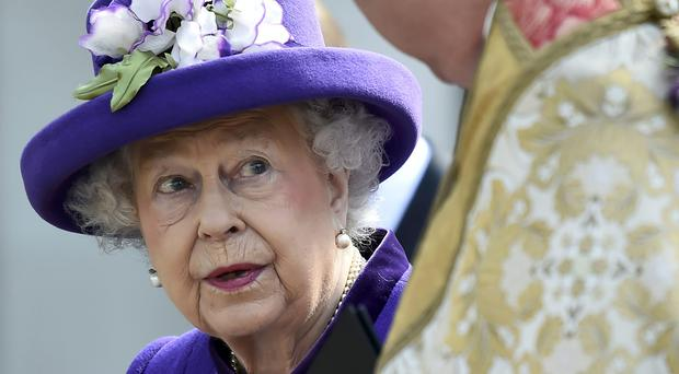 The Queen has made a donation to the Red Cross (Hannah McKay/PA)