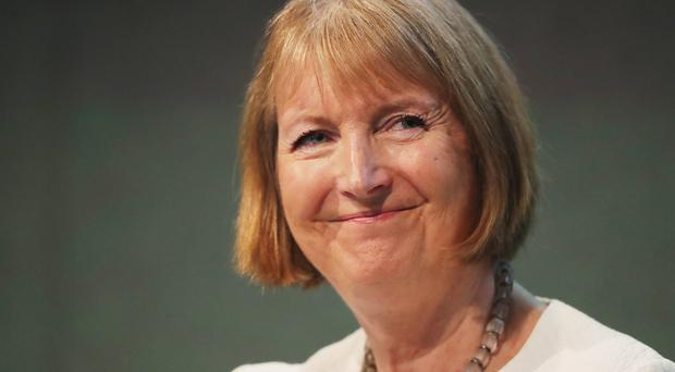 Harriet Harman is aiming to become Commons Speaker (Niall Carson/PA)