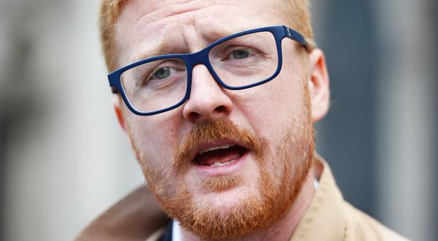 MP LLoyd Russell-Moyle (Kirsty O'Connor/PA)