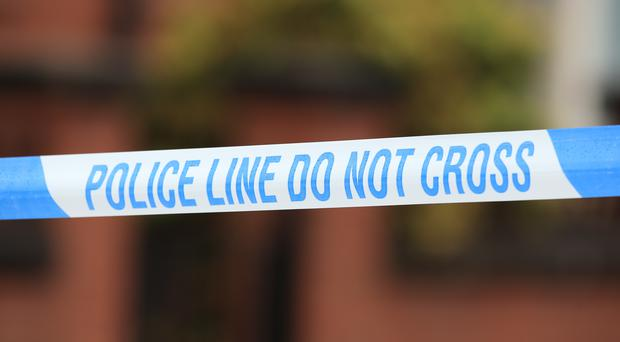 The incident occurred in a skate park in Slough, Berkshire, on Saturday evening (PA)