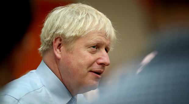 Boris Johnson (Yui Mok/PA)