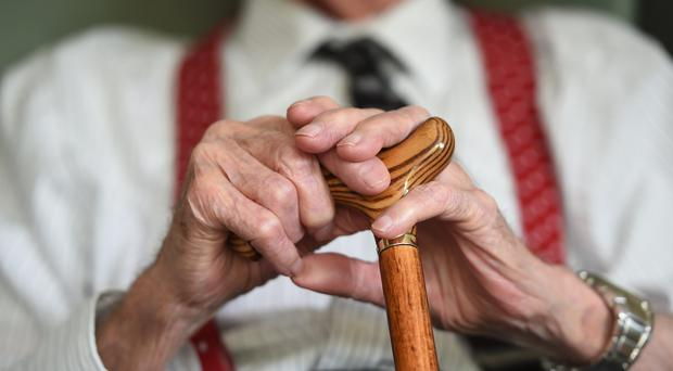 The research found 96% of elderly dementia patients were under less stress when listening to the music (Joe Giddens/PA)