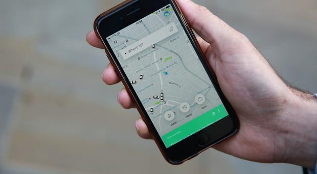 Uber has been granted a two-month licence in London (Matt Alexander/PA)