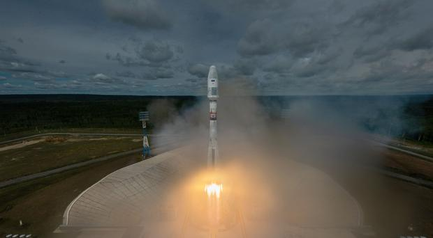 An expert said regulations around space launches must not be too burdensome (Roscosmos/PA)