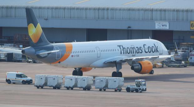 Around 9,000 UK workers have lost their jobs since Thomas Cook went out of business (Peter Byrne/PA)