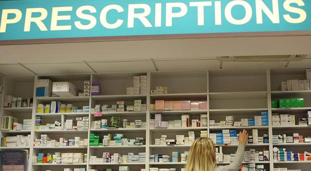 Northern Ireland is short of 320 community pharmacists to provide a safe service, it has been warned. (stock photo)