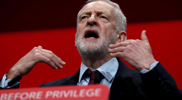 Labour leader Jeremy Corbyn met with fellow opposition leaders