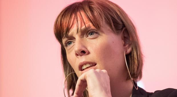 Jess Phillips was among the MPs to tell Boris Johnson to apologise for his language in the Commons (Dominic Lipinski/PA)