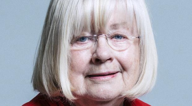 Ann Clwyd said she will continue to fight for the Labour Party at the next general election (Chris McAndrew/UK Parliament/PA)