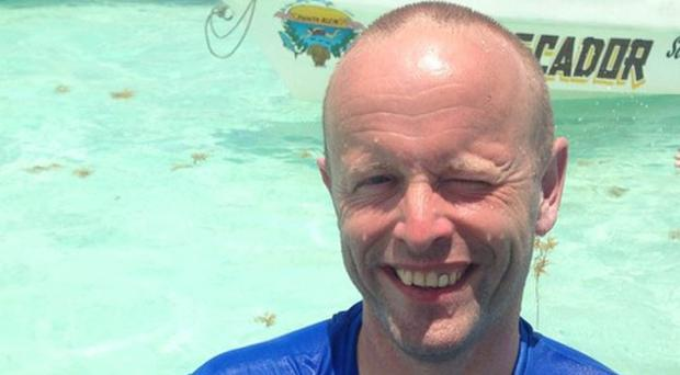 Pc Christopher Burnham suffered a fractured skull and a bleed on the brain (West Midlands Police/PA)