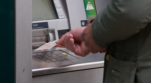 If people want to suggest a site for an ATM they can email info@link.co.uk (Aaron Chown/PA)