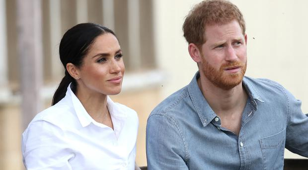 The Duchess of Sussex is taking legal action against a newspaper (Chris Jackson/PA)