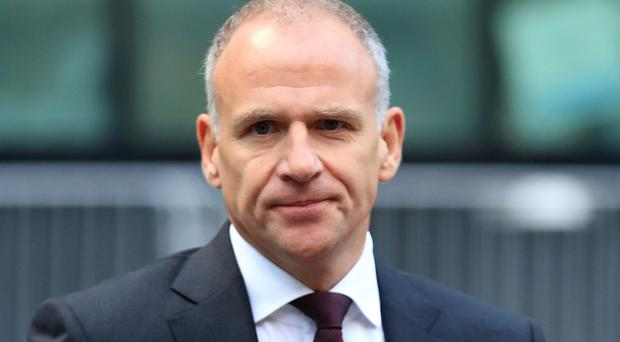 Dave Lewis has decided to quit Tesco (Gareth Fuller/PA)