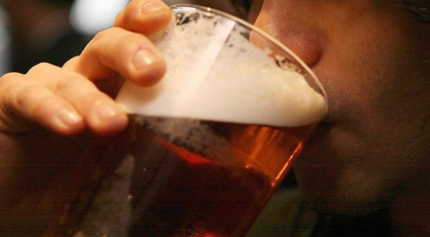 Some 8.5 billion pints were sold in 2018 (PA)
