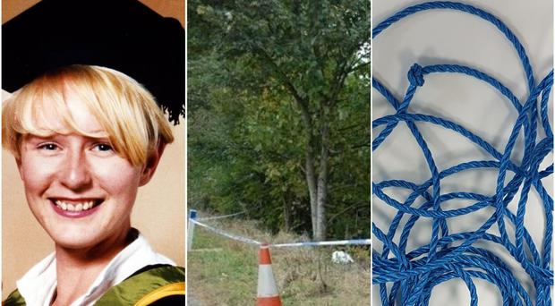 It is 10 years since the remains of Melanie Hall were discovered (Avon and Somerset Police/PA)