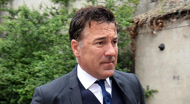 Former Liverpool striker Dean Saunders has won his appeal against his jail sentence (Peter Powell/PA)