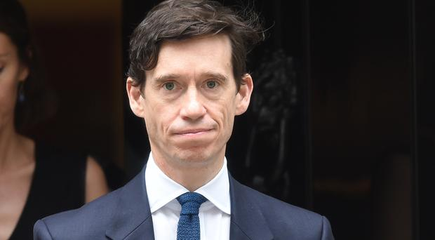 Rory Stewart intends to stand an Independent in the 2020 London mayoral election (David Mirzoeff/PA)