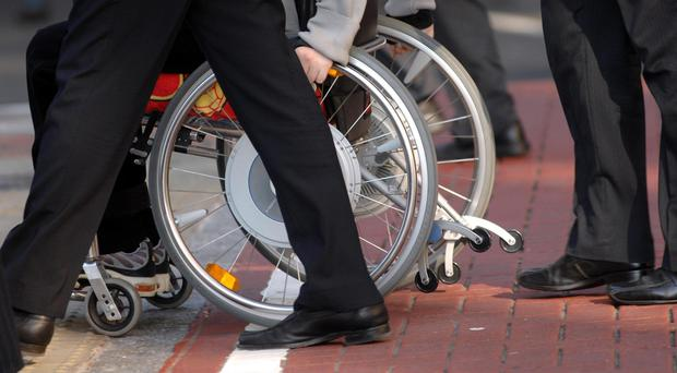 Figures show a rise in violent hate crime against the disabled (David Jones/PA)