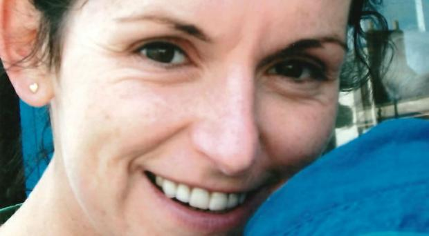Sarah Hassall, 38, was found dead on Sunday morning (handout/PA)