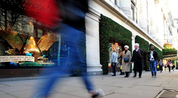 Links of London has become the latest high street chain to go into administration (Nick Ansell/PA)