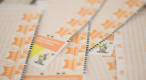 The £170m jackpot won in the UK in Tuesday's EuroMillions draw has been claimed (Victoria Jones/PA)