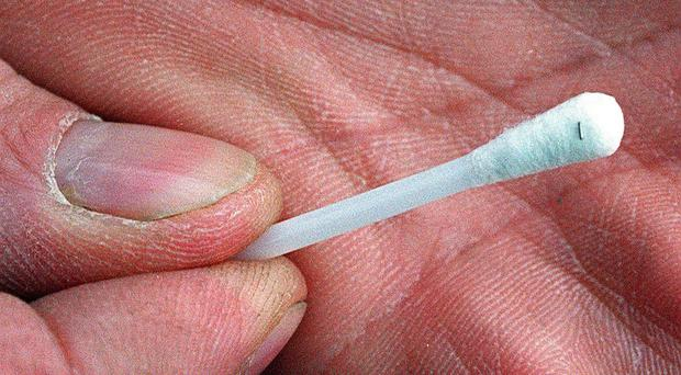 Scotland has become the first part of the UK to ban the sale of plastic cotton buds (Paul Morstatt/PA)
