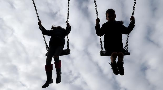 There are currently 4,140 youngsters in England awaiting adoption (Gareth Fuller/PA)