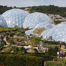 The Eden Project opened in a former clay quarry in 2001 (Barry Batchelor/PA)