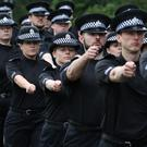 Police Scotland could run out of cash to pay wages in February, the Scottish Police Federation has claimed. (Andrew Milligan/PA)