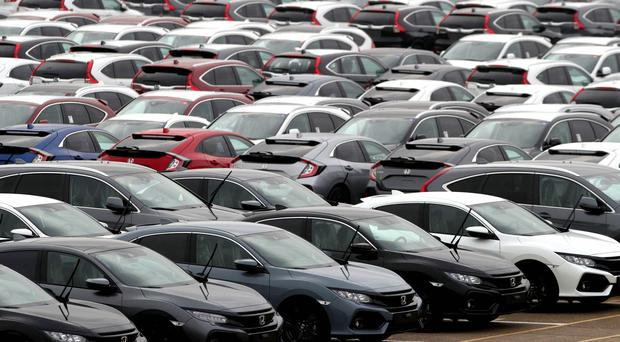 The FCA launched its review of the motor finance market in 2017 amid concerns over some practices in the booming sector (Andrew Matthews/PA)