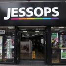 A branch of Jessops on Oxford Street, central London. Dragon's Den star Peter Jones is fighting to secure the future of the camera chain on the high street as he prepares to call in administrators for the stores.