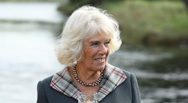 The Duchess of Cornwall is a lover of literature. (Andrew Milligan/PA)