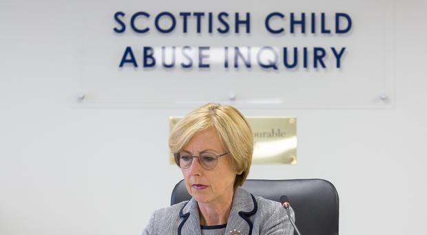Judge Lady Smith is chairing the Scottish Child Abuse Inquiry (Nick Mailer)