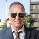 Former England footballer Paul Gascoigne outside Teesside Crown Court (Danny Lawson/PA)