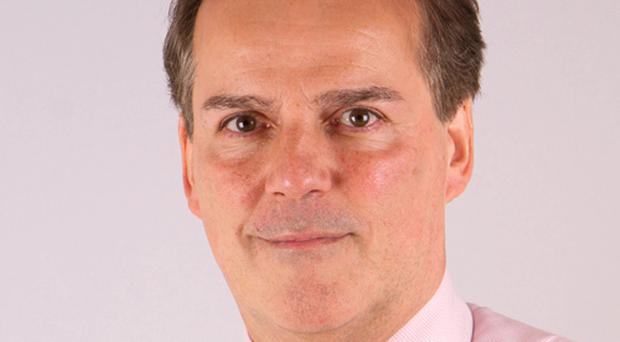 Tory MP Mark Field, who has announced he will be stepping down at the next election (PA)