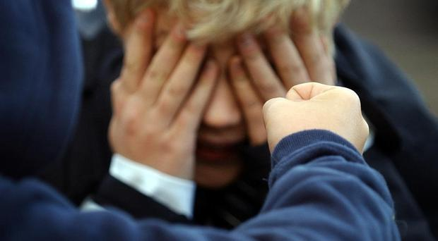 The police spoke to pupils after allegations of bullying. (Danny Lawson/PA)