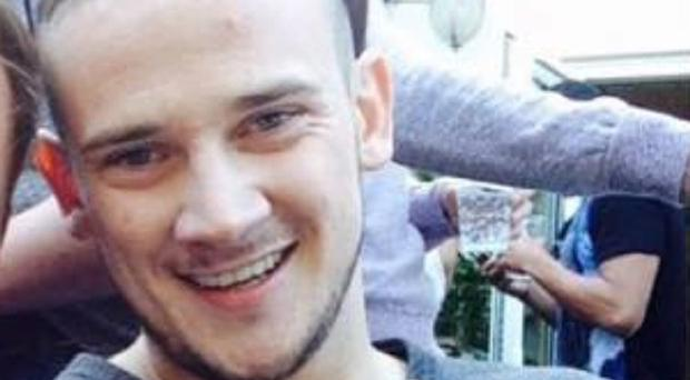 Josh Hanson was murdered by Shane O'Brien in a west London bar in 2015 (Metropolitan Police/PA)