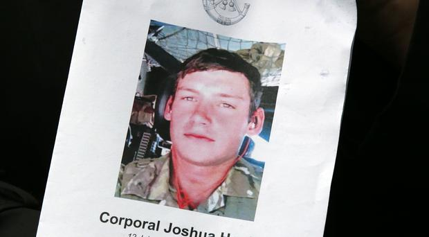 Corporal Joshua Hoole died after collapsing in the heat during an Army fitness test in Wales (Andrew Milligan/PA)