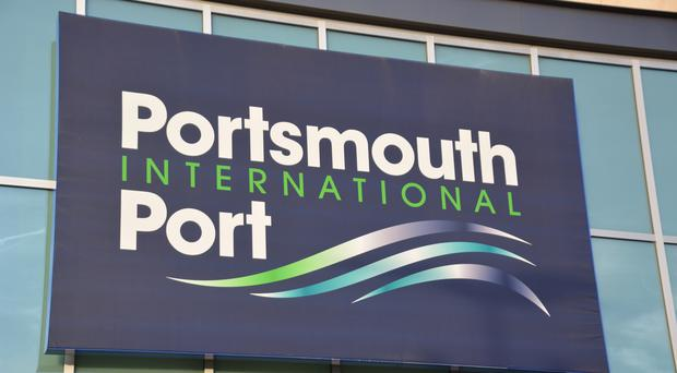 The move is part of plans to avoid congestion at Portsmouth International Port (PA)