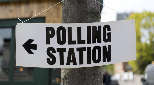 Nearly two million people have applied to register to vote in the past eight weeks, new figures show (Yui Mok/PA)